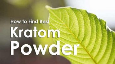 How to Find the Best Kratom powder