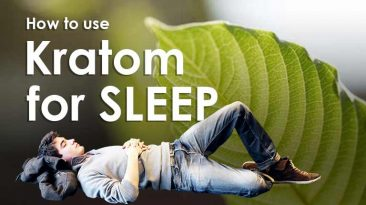 How to use Kratom for sleep