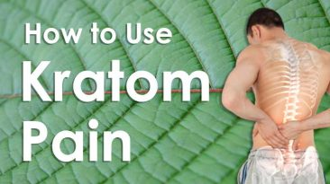 How to use kratom for pain
