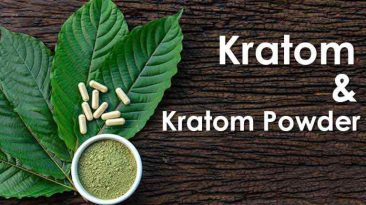 kratom and kratom powder